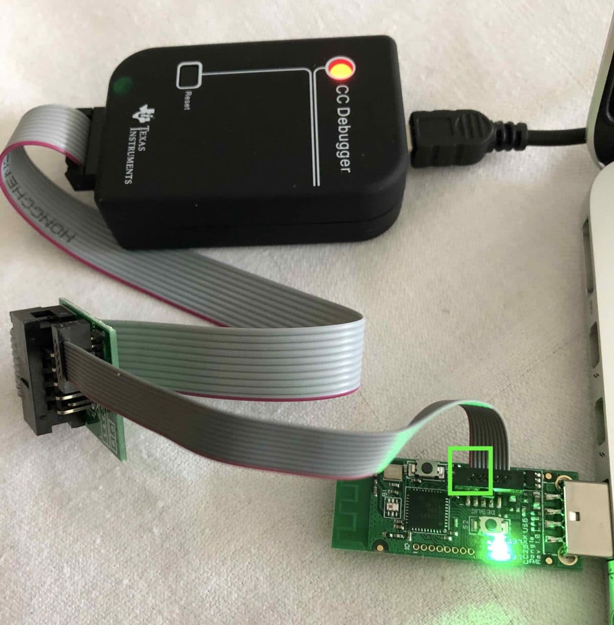 CC2531 flashen – für zigbee2mqtt | Smart Home Assistant