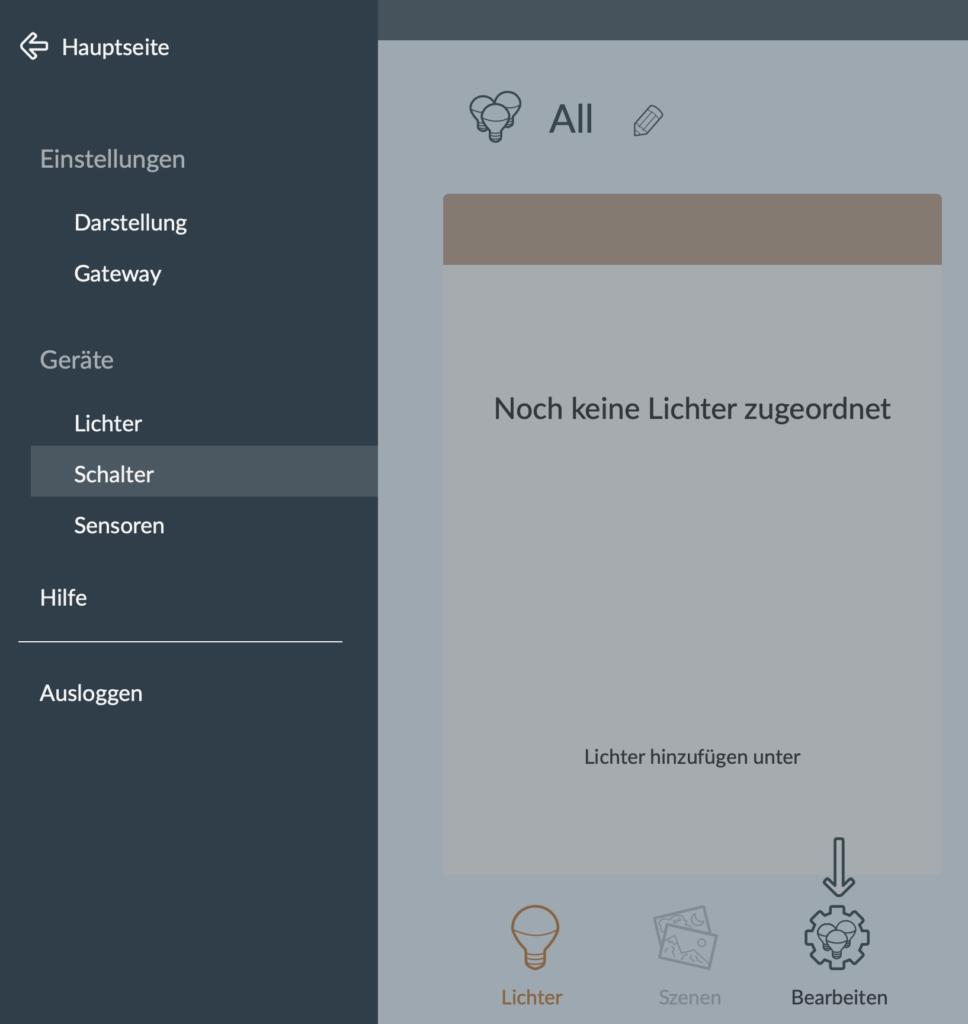 deCONZ ConBee II – Xiaomi switch einbinden   Smart Home
